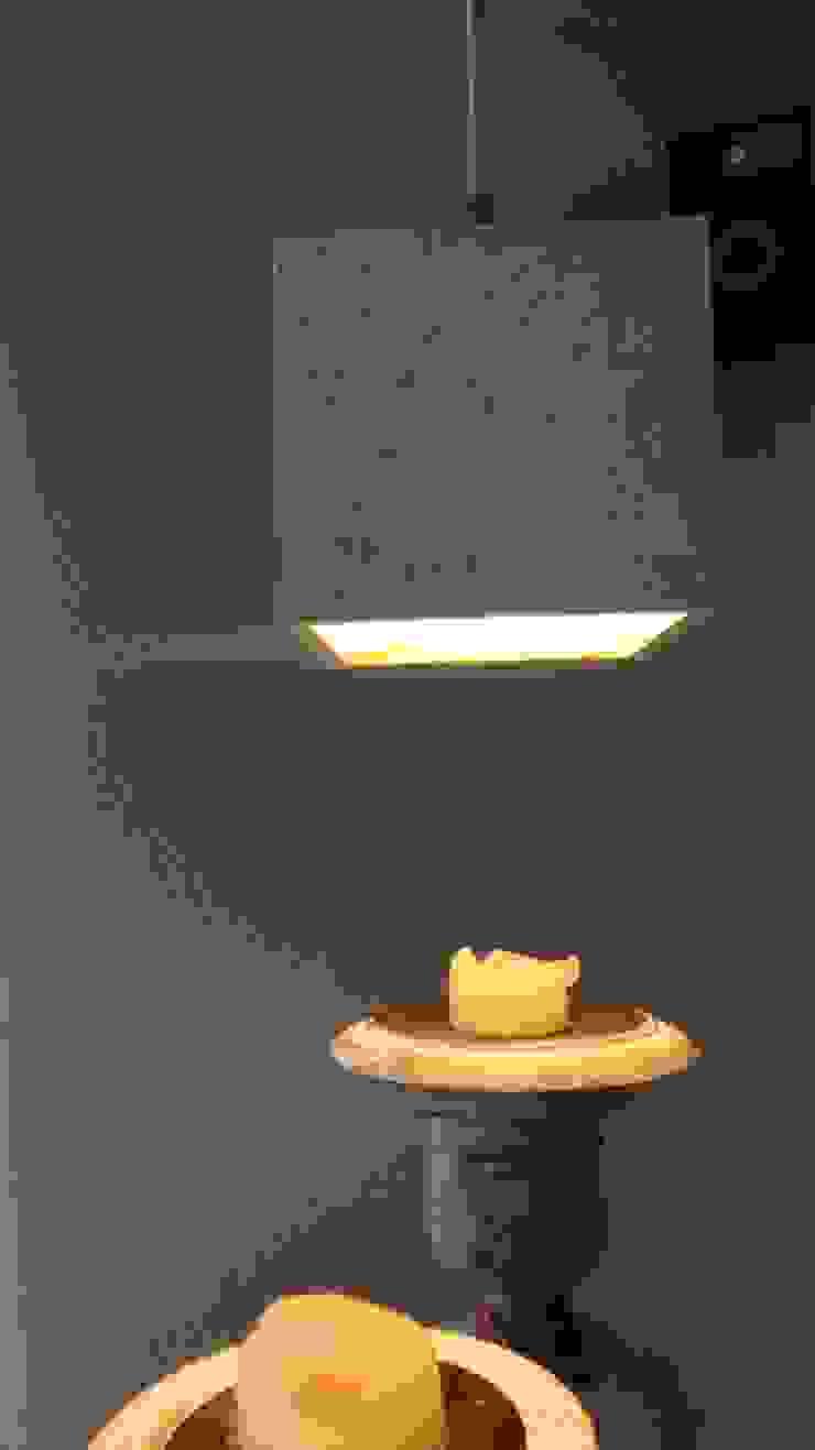 White Beton: industriell  von Beton Cube,Industrial