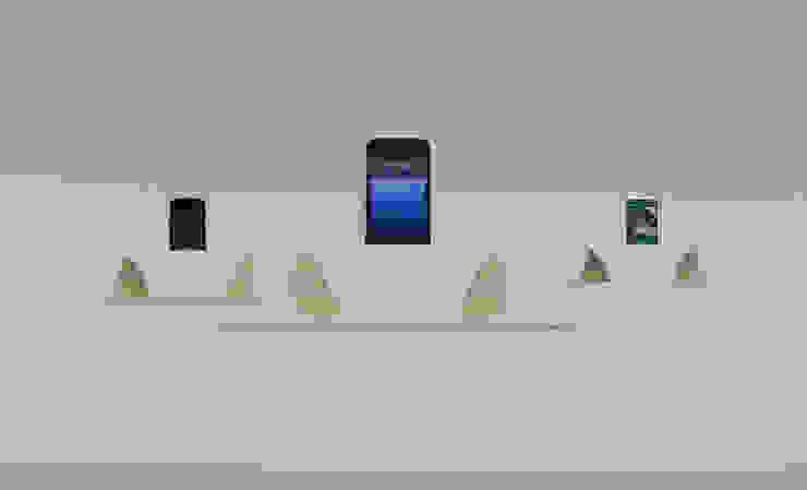 Ljud di Davide Conti Design Studio Moderno