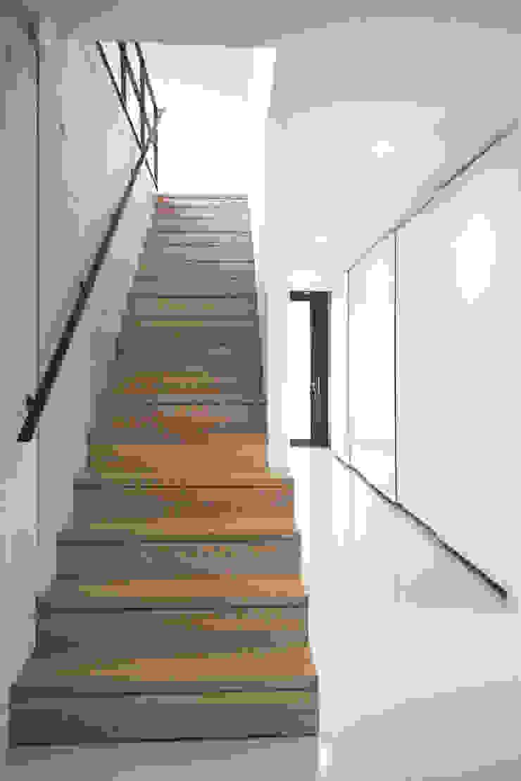 Ingresso, Corridoio & Scale in stile moderno di THOMAS BEYER ARCHITEKTEN Moderno