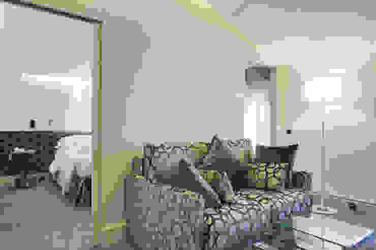 Vista della camera Hotel di Difinoarchitetti
