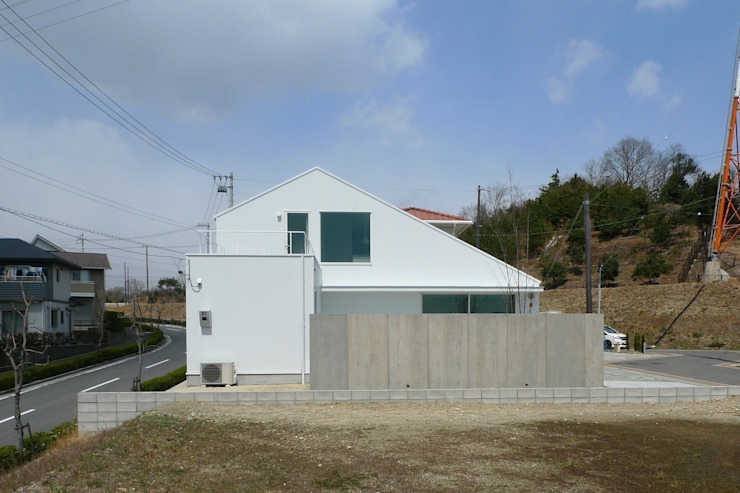 市原忍建築設計事務所 / Shinobu Ichihara Architects Casas modernas: Ideas, imágenes y decoración