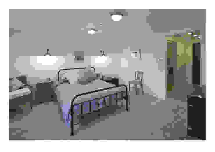 Slaapkamer door Denizen Works, Rustiek & Brocante