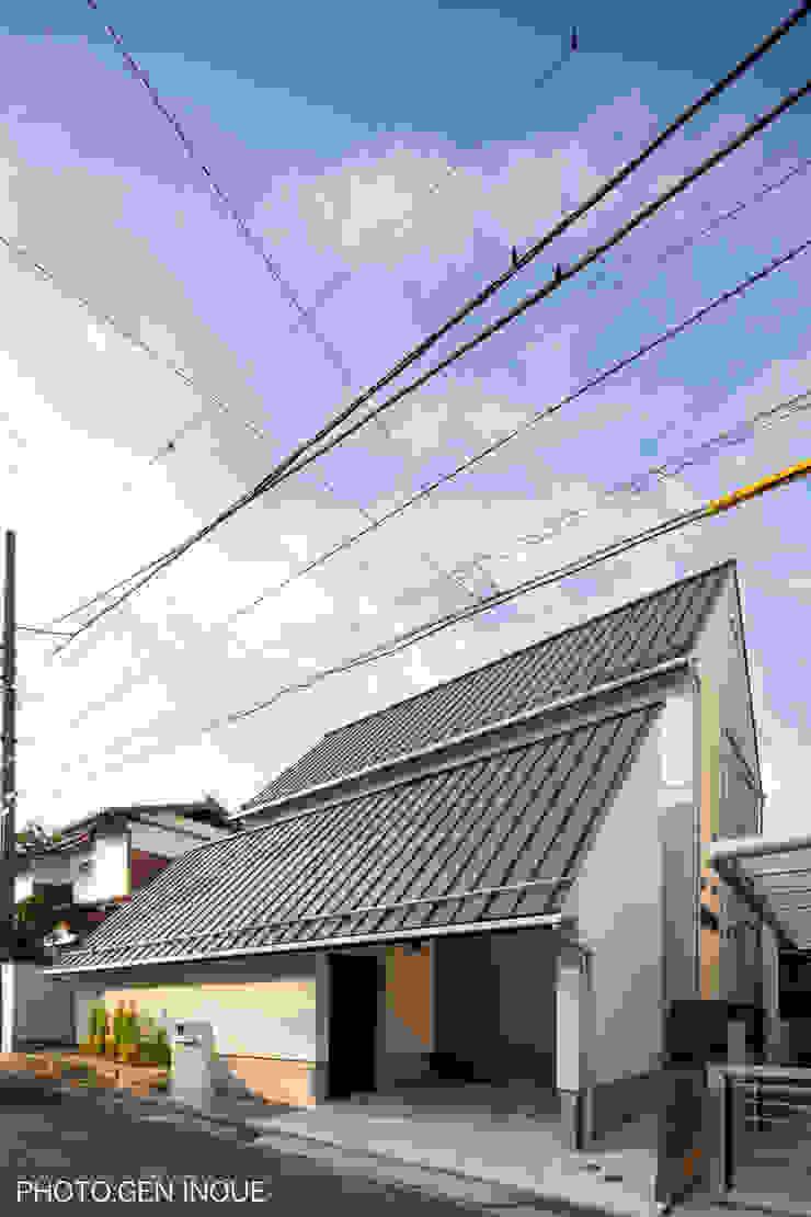 オモヤ・ハナレ モダンな 家 の 石川直子建築設計事務所・アトリエきんぎょばち モダン