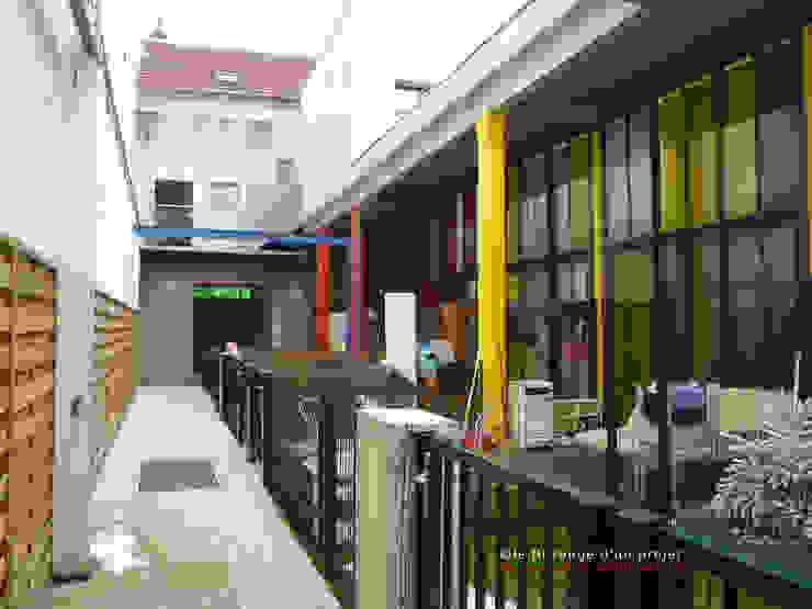 by dE LAURENTIIS Architectures, le fil rouge d'un projet !