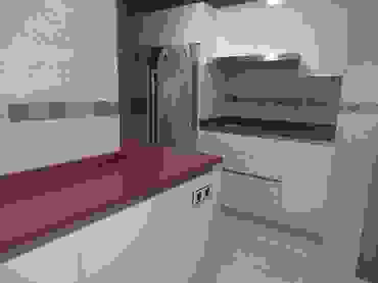 Modern Kitchen by Kansei Diseño y Decoración en la Cocina Modern