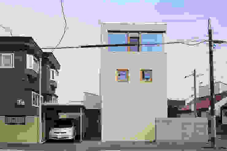 有限会社松橋常世建築設計室 Modern home