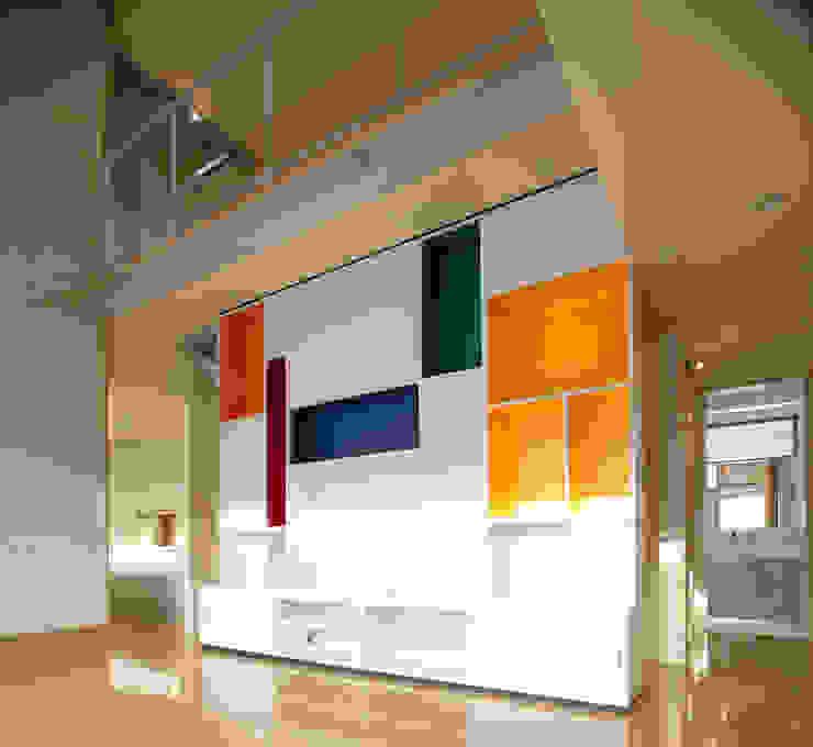 有限会社松橋常世建築設計室의 현대 , 모던