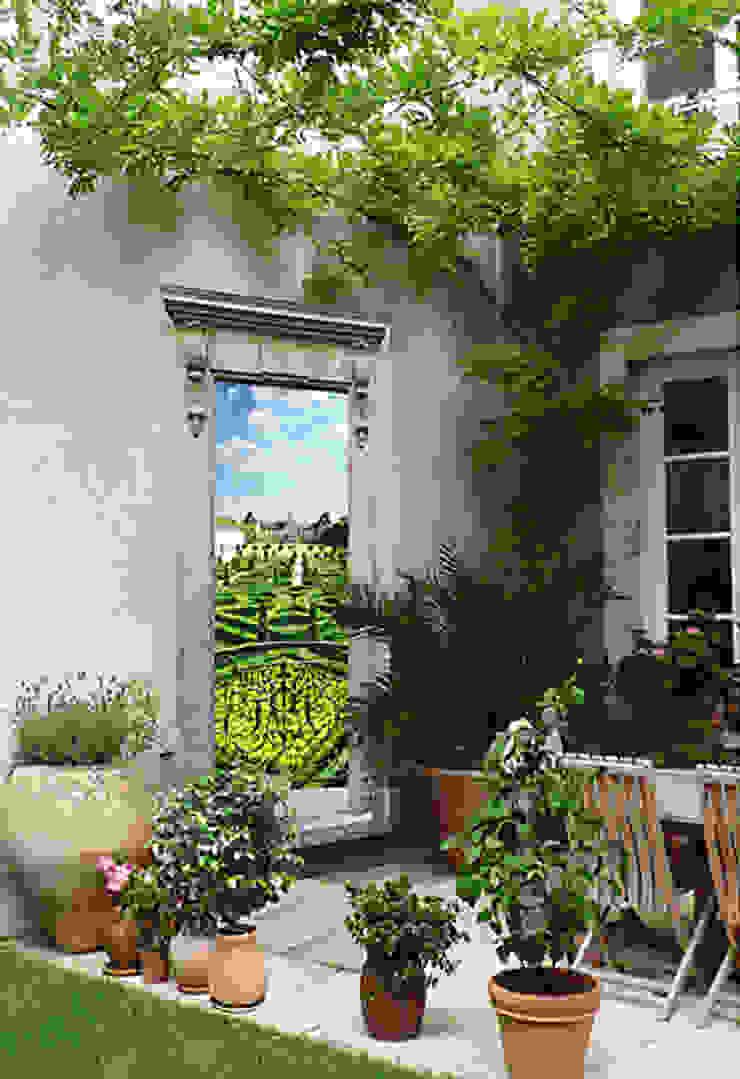 Jardin à la française par Creamint Moderne