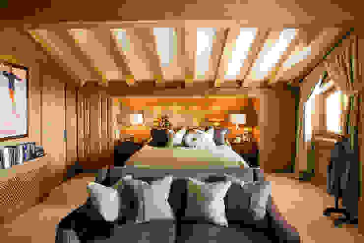Chalet, Val d'Isère Helen Green Design Houses