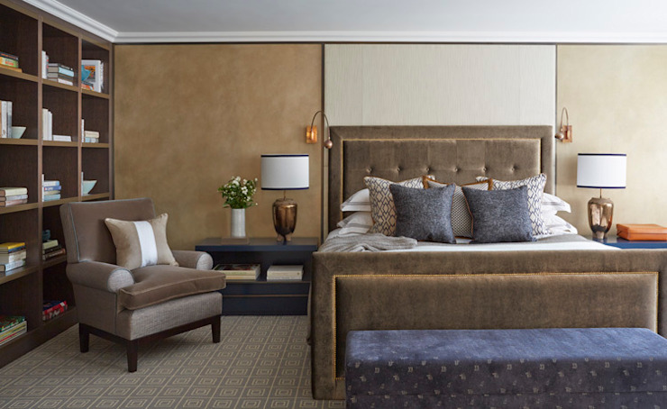 Apartment, Knightsbridge Helen Green Design