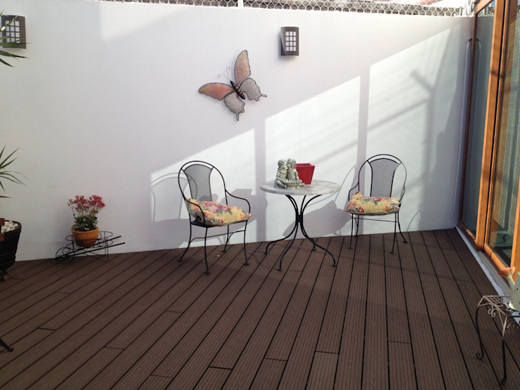 Grupo Boes Balconies, verandas & terraces Accessories & decoration