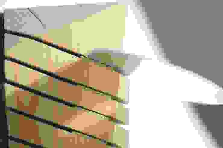 Wooden CD_Rack von Squaring Skandinavisch