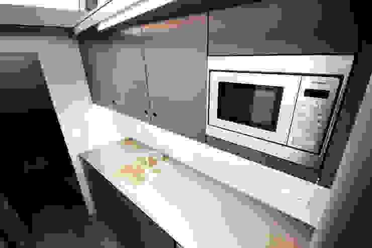 Pantry Moderne Arbeitszimmer von Squaring Modern