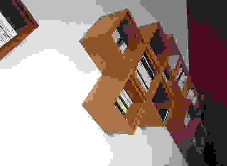 Etagère <q>Tetris</q> par Sullivan Jolly