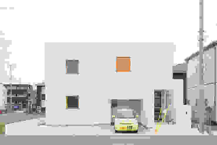 Modern Houses by Kichi Architectural Design Modern