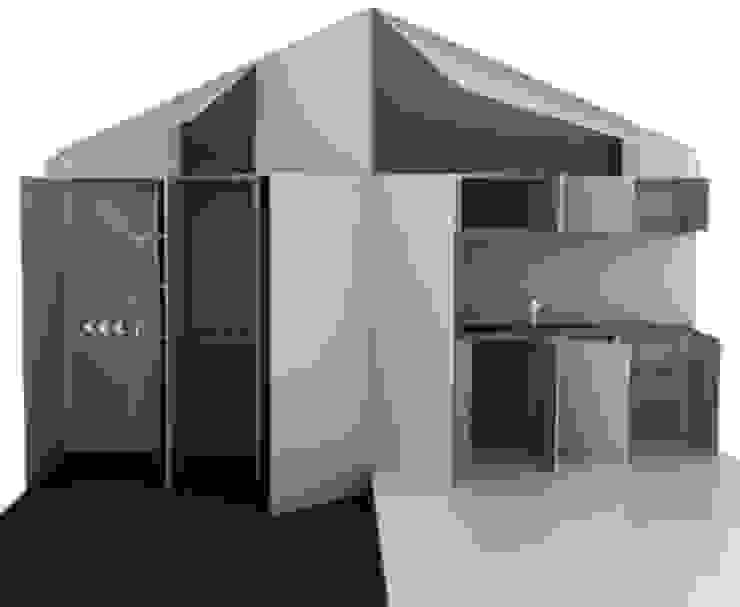 Cuisine moderne par 2by4-architects Moderne