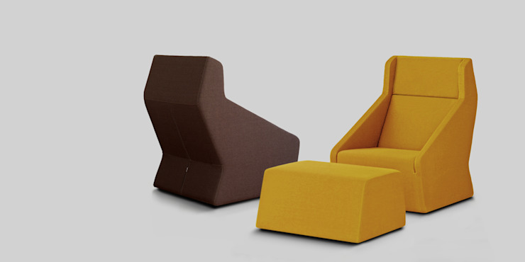 Daedalus Furniture의 현대 , 모던