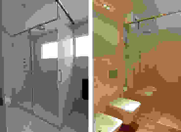 Bathroom FG ARQUITECTES Modern bathroom