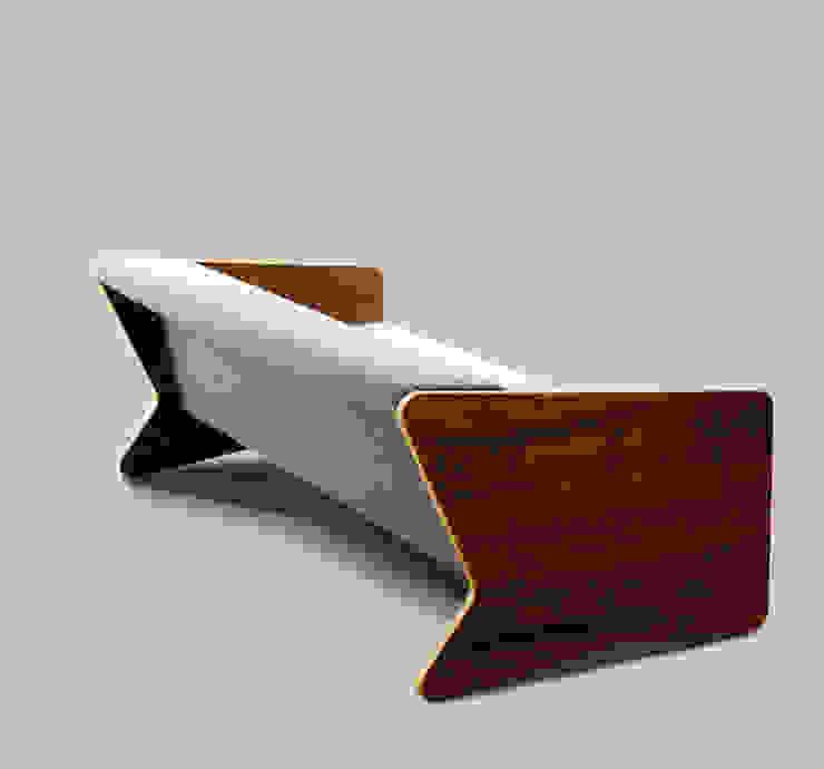 Daedalus Furniture – Inn: modern tarz , Modern