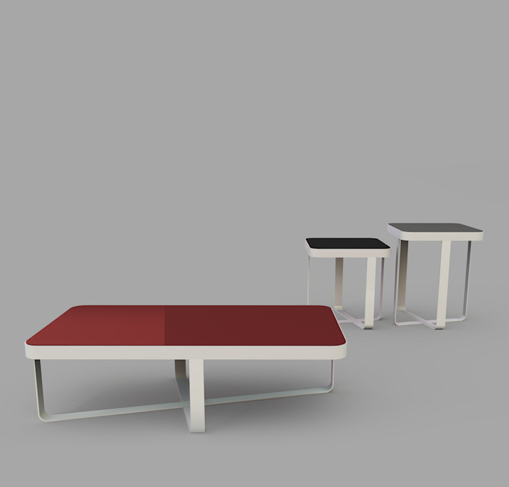 Daedalus Furniture – Bant: modern tarz , Modern