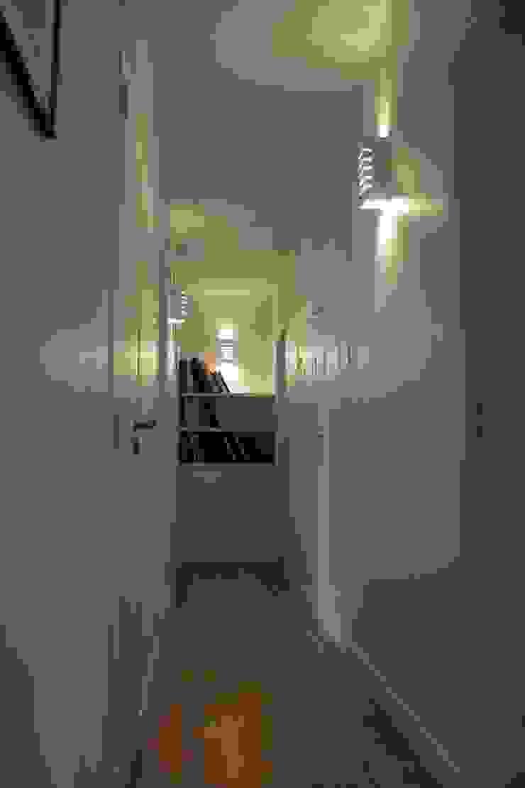 Étage chambres Maisons modernes par Architectures² Moderne