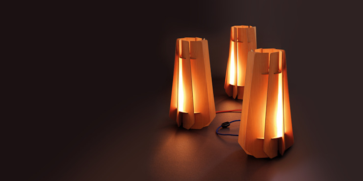 Daedalus Furniture – Some Lamp: modern tarz , Modern