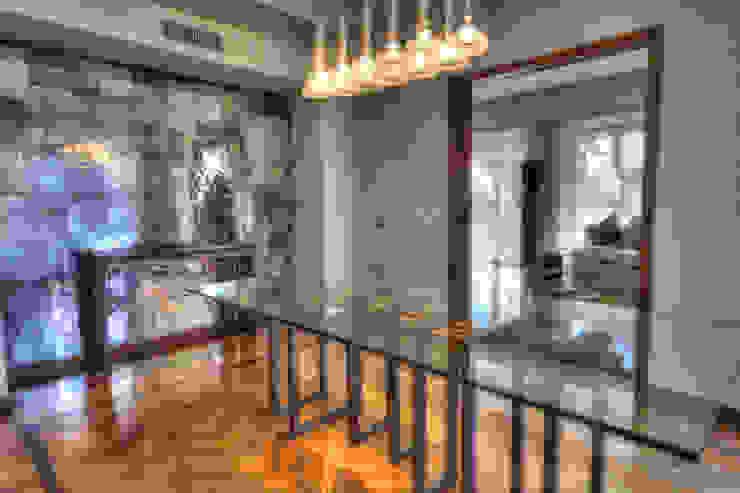Sala da pranzo Sala da pranzo eclettica di Federico Celletti Eclettico