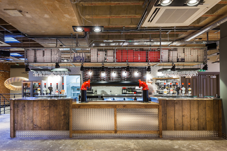 Pure Bar and Kitchen by Spencer Swinden