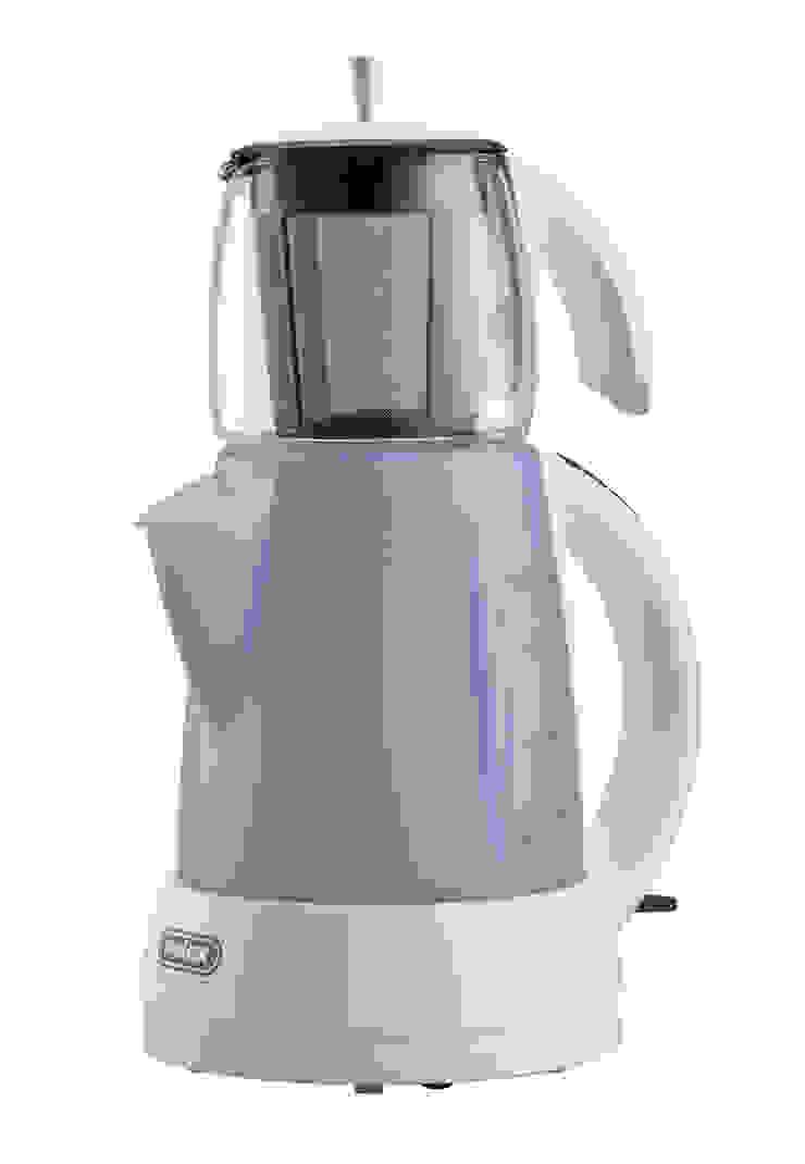 Der Tee-Express in Hellblau von Mulex GmbH