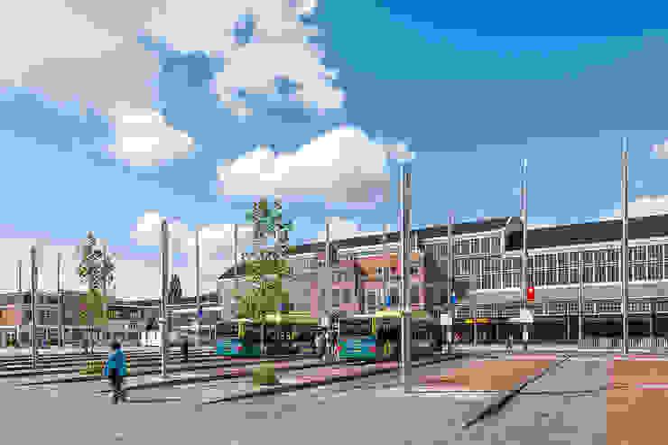 Stationsplein Haarlem van wUrck