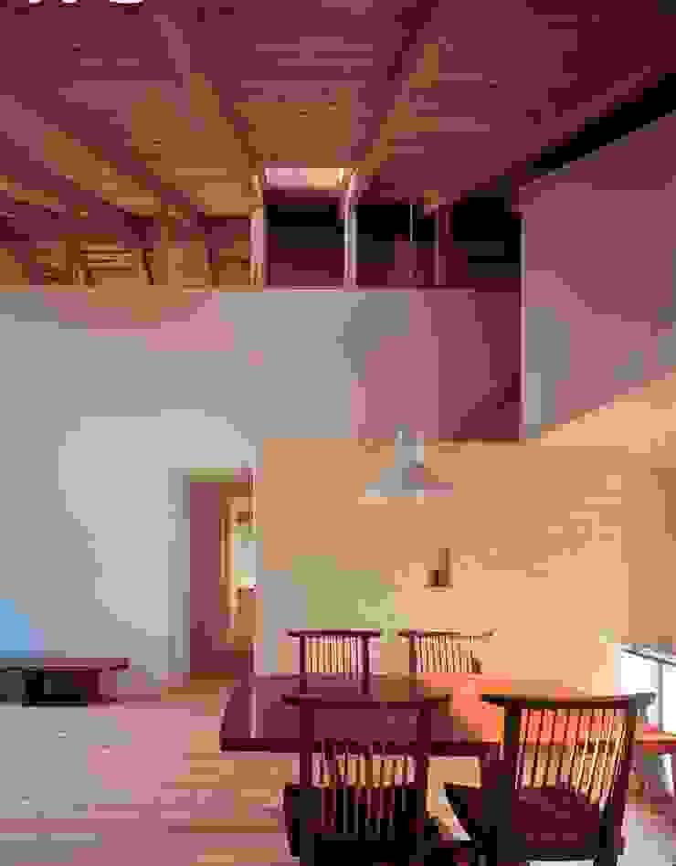 SATE -扠- モダンデザインの ダイニング の 作人 -Architecture Design Sakutto- モダン