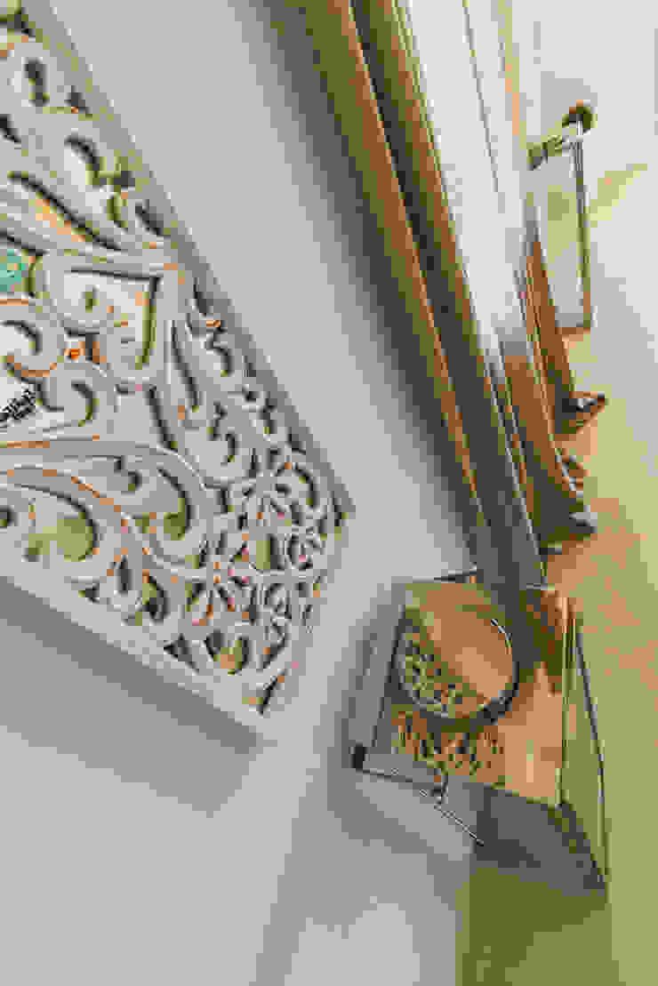 casa unifamiliare nella campagna toscana Sala da pranzo minimalista di enrico marradini ARCHITETTO Minimalista