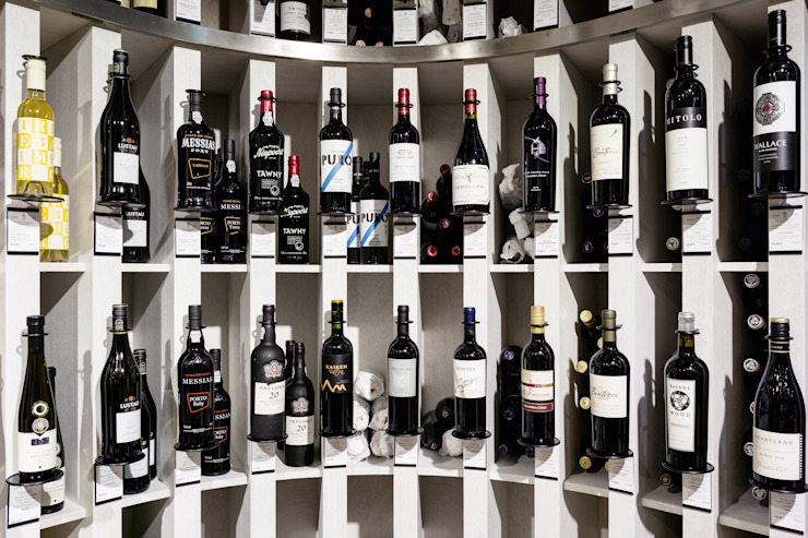 Wein & Wahrheit Ippolito Fleitz Group – Identity Architects Commercial Spaces