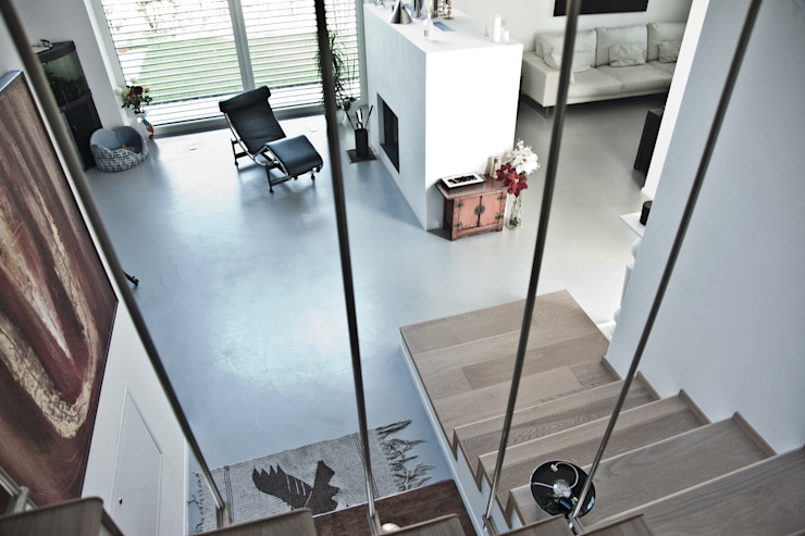 par Resin Floor srl Moderne
