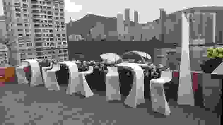 Edificio Warren Hong Kong Jardines de Vondom