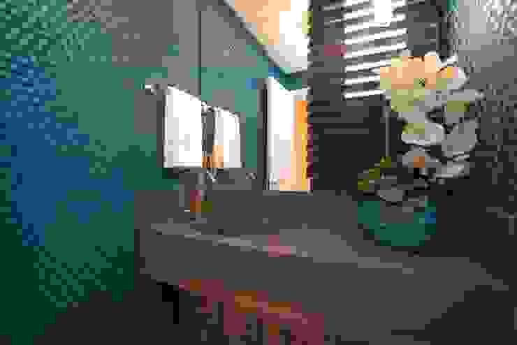 Projeto Residencial Casas modernas por Actual Design Moderno