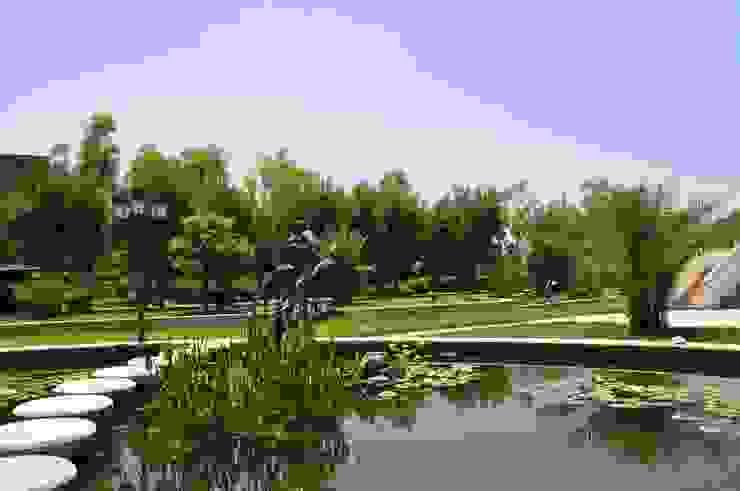 MELLOGIARDINI EXTERIOR DESIGNERS สวน
