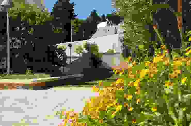 Hotel Vittoria Resort e SPA ****S di MELLOGIARDINI EXTERIOR DESIGNERS Mediterraneo