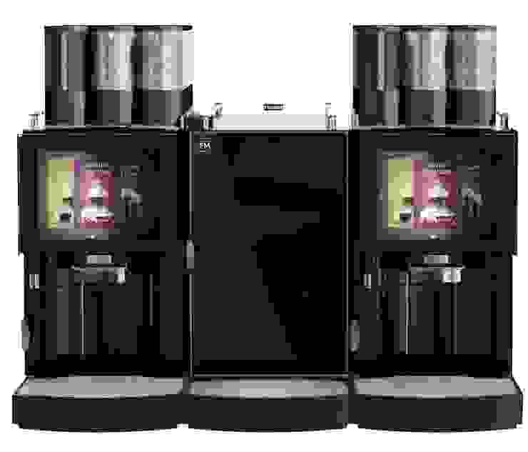 FoamMaster: Die Premiumklasse für Geschmacksvielfalt und Qualität: modern  von Franke Coffee Systems GmbH,Modern