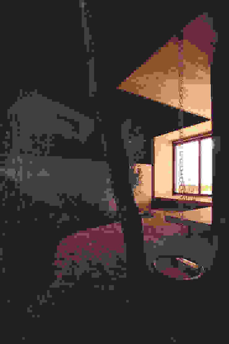 若林M邸 モダンな庭 の 遠藤誠建築設計事務所(MAKOTO ENDO ARCHITECTS) モダン