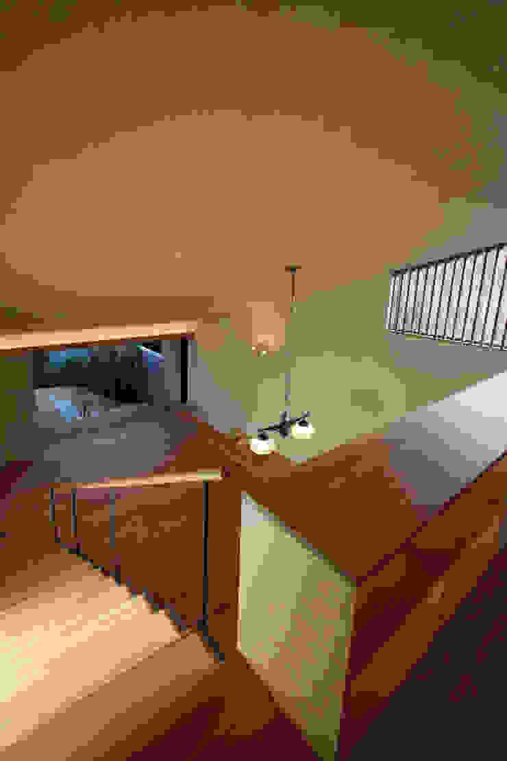 若林M邸 モダンデザインの 書斎 の 遠藤誠建築設計事務所(MAKOTO ENDO ARCHITECTS) モダン