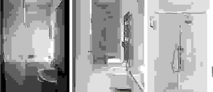 White Apartment di PLANAIR ® Minimalista