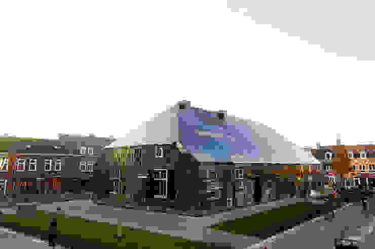 Glass farm MVRDV Moderne Ladenflächen