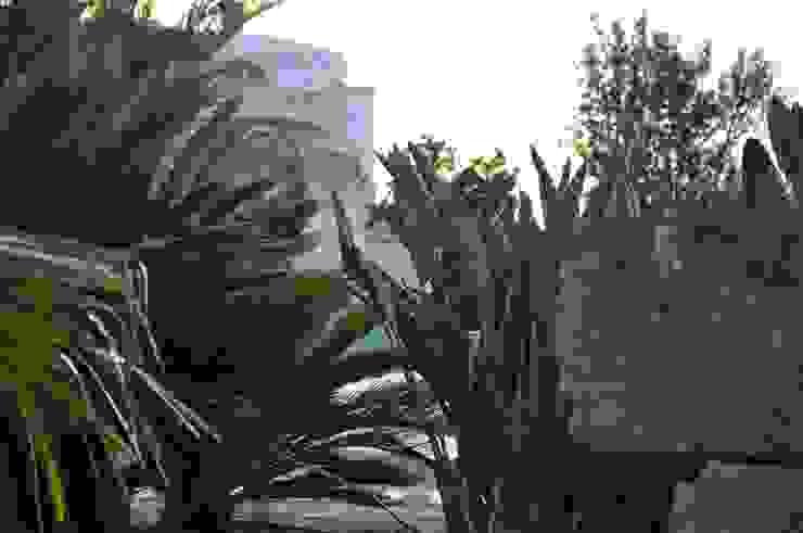 La tradizione nel giardino Giardino in stile mediterraneo di MELLOGIARDINI EXTERIOR DESIGNERS Mediterraneo