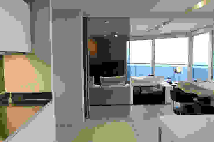 Apartamento en el mar Casas de Marset Interiorismo