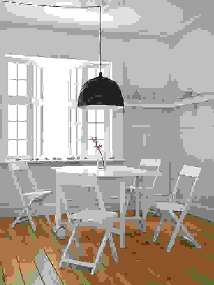 Small space solutions.: scandinavian  by Karl Malmvall Design, Scandinavian