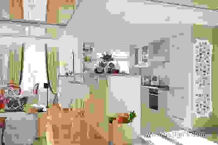 Кухня Кухня от студия Design3F