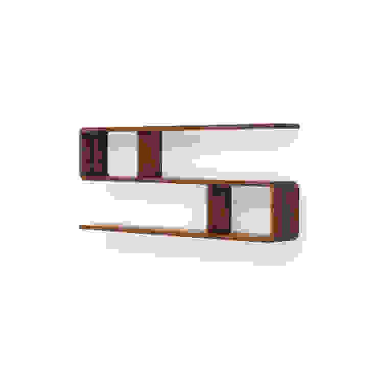 Regal COM:CI: modern  von Holzmanufaktur Stuttgart,Modern Massivholz Mehrfarbig