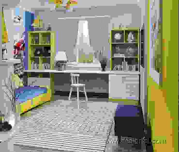 Детская мальчика Детская от студия Design3F