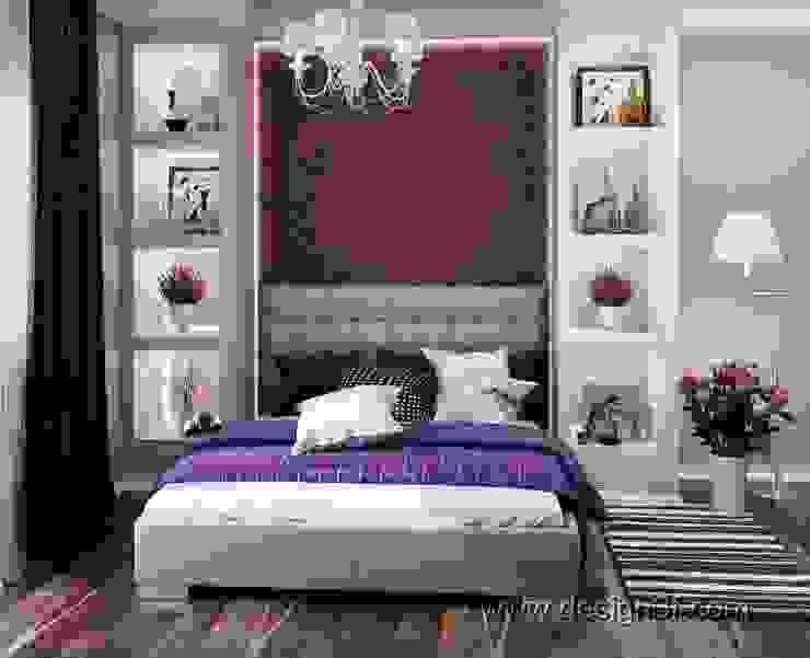 Спальня Спальня от студия Design3F